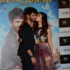 Kiss on Cheek! - Shahid Kapoor and Alia Bhat at Trailer Launch of Shaandaar