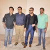 Saif Ali Khan, Sajid Nadiadwala and Kabir Khan at Press Meet of Phantom