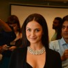 Elli Avram poses for the media at Jaipur Jewels Rise Anew Collection Launch