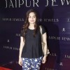 Alvira Khan was at Jaipur Jewels Rise Anew Collection Launch