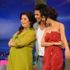 Shahid Kapoor with Genelia Dsouza and Farah Khan