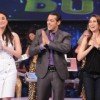 Salman Khan with Kareena and Karishma