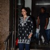 Tabu at Prayer Meet of Shraddha Kapoor's Grandfather