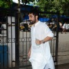 Siddhanth Kapoor at Prayer Meet of Shraddha Kapoor's Grandfather
