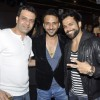 Ali Merchant and Rithvik Dhanjani at India Beach Fashion Week