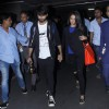 Shahid - Mira Returns From Their Honeymoon