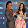 The Beautiful Shraddha Kapoor and Handsome Tiger Shroff at Fitbit Launch