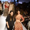 Nimrat Kaur at Lakme Fashion Week