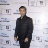 Karan Johar at Lakme Fashion Week