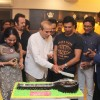 Cake cutting ceremony at Suresh Wadkar's Birthday Bash