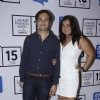 Aditya Hatkari and Divya Palat at Lakme Fashion Week Day 3