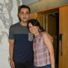 Cyrus Sahukar and Mini Mathur at the Special Screening of Phantom