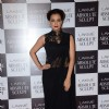 Dia Mirza at the Lakme Fashion Week Grand Finale