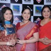 Shubha, Nanda and Pooja in the launch party of Ladies Special