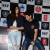 Athiya Shetty and Sooraj Pancholi for Promotions of Hero at Mithibai College