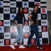 Sooraj Pancholi and Athiya Shetty for Promotions of Hero at Mithibai College