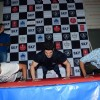 Sooraj Pancholi Does Push Ups During Promotions of Hero at Mithibai College