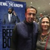 Gulshan Grover and Deepa Mehta Releases Beeba Boys Poster at Toronto International Film Festival