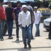 Sunil Pal at Aadesh Shrivastava's Funeral
