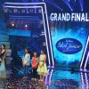 Hussain Kuwajerwala, Asha Negi with Contestants at Indian Idol Junior Season 2 Grand Finale