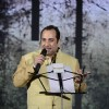 Rahat Fateh Ali Khan at Music Launch of 'Hero'