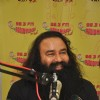 Gurmeet Ram Rahim Singh at Promotion of MSG 2 at Radio Mirchi