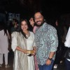 Roop Kumar Rathod and Sunali Rathod at Special Screening of 'Hero'
