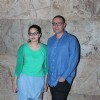 Alvira Agnihotri and Atul Agnihotri at Special Screening of 'Hero'