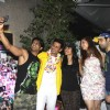 Karanvir Bohra, Teejay Sidhu, Vahbbhiz and Vivian Dsena at Manmeet's Birthday Bash