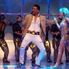 Akshay Kumar doing a stage perfomance | Blue Photo Gallery