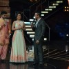 Mini Mathur at Indian Idol Special Episode With Mini Mathur and Farah Khan