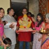 Vivek Oberoi and Family Brings Home Ganesha!