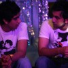 Ranbir Kapoor talking to a boy