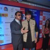 Vivek Oberoi and Gulshan Grover at the Glow Show Event