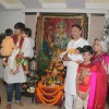 Vivek Oberoi's Family Picture Before Ganesh Visarjan