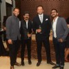 Bikram Saluja and Atul Kasbekar at Chivas 18 Presents 'Crafted for Gentlemen'