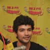 Diganth Manchale for Promotions of Wedding Pullav at Radio Mirchi