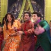 Diganth and Anushka Dances During Promotions of Wedding Pullav on Yeh Rishta Kya Kehlata Hai