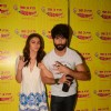 Promotions of Shaandaar at Radio Mirchi