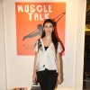 Claudia Ciesla poses for the media at the Launch of Muscle Talk Gymnasium