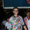 Ranveer Singh smiles for the camera at Airport