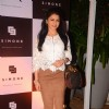 Bhagyashree Patwardhan poses for the media at Simone Khan's Store Anniversary