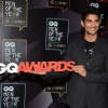 Prateik Babbar poses for the media at GQ India Men of the Year Awards 2015