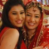 Lovely sisters Antra and Sur