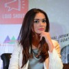 Amy Jackson at the Press Meet of Singh is Bling in Delhi