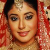 Arohi looking like a bride