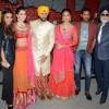 The Singh Is Bling cast at the Bling Fashion Show