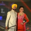 Akshay Kumar and Lara Dutta at the Bling Fashion Show