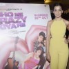 Mughda Ghodse poses for the media at the Trailer Launch of Ishq ne Krazy Kia Re