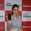 Aditi Rao Hydari at the Launch of Samsung Note 5